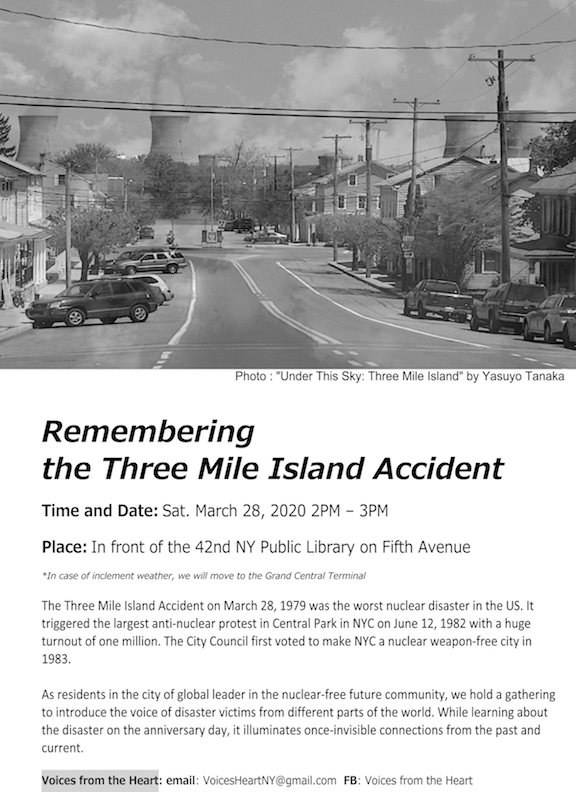 Remembering the Three Mile Island Accident news clipping